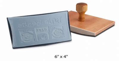 custom hand stamps