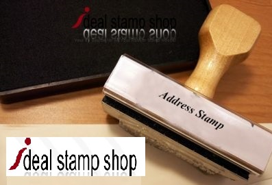 address stamp